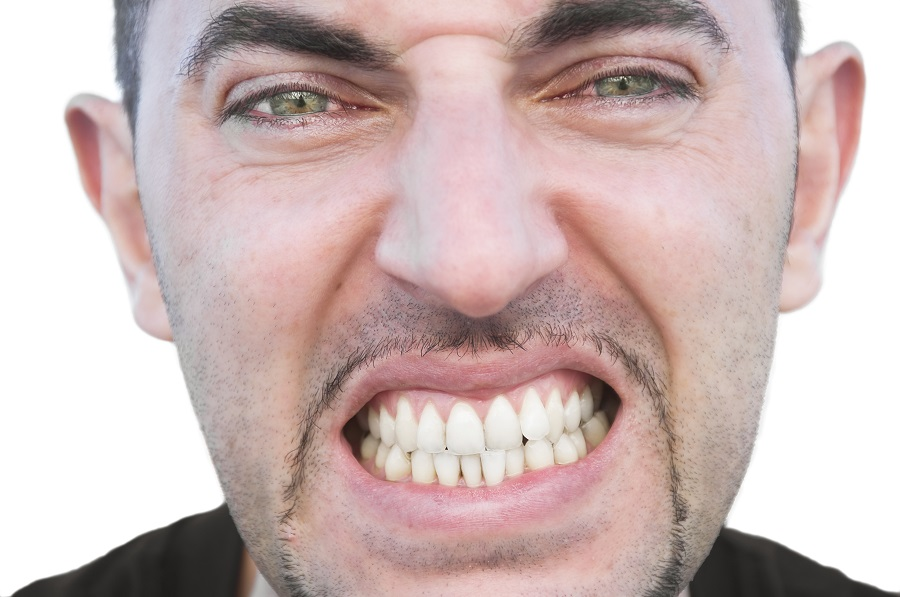 Grinding and Clenching Teeth - Bruxism